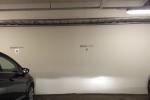 Anvisade gästplatser i garaget KI21