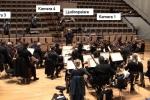 Filmprojekt symfoniorkester